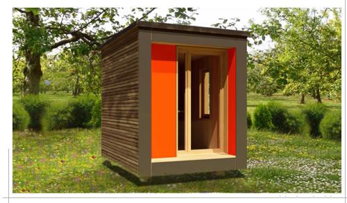 Bureau de jardin confort bureau vert - Bureau de jardin prix ...